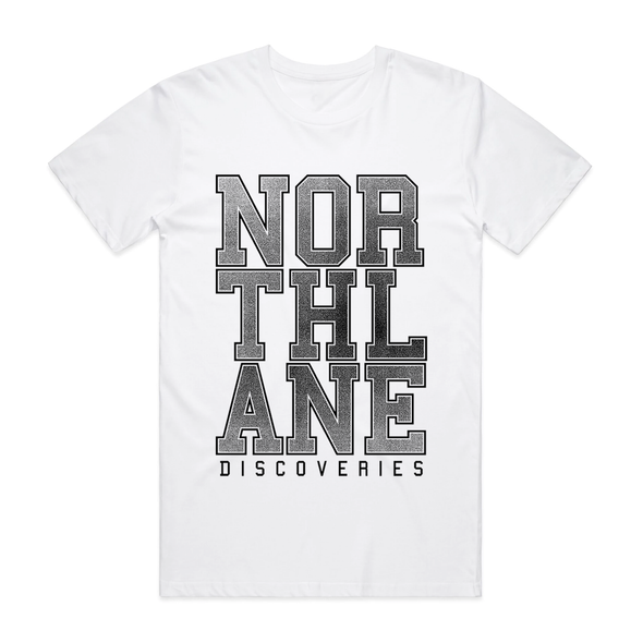 Discoveries Tee (White)