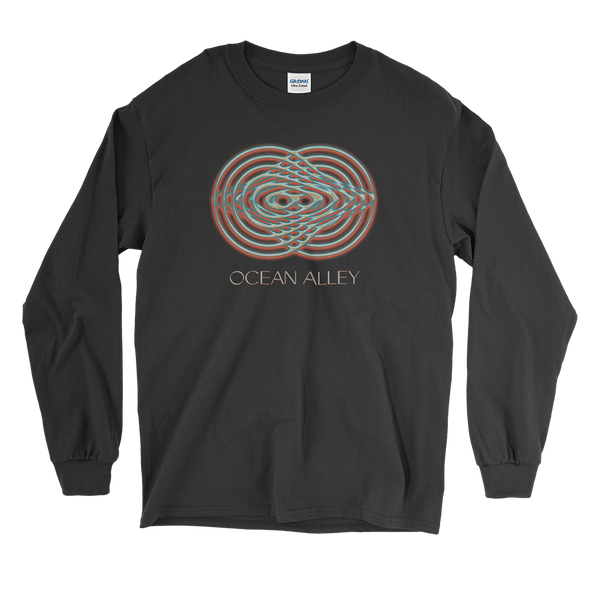 Morphing Planets Longsleeve (Black) + Album Digital Download // PREORDER