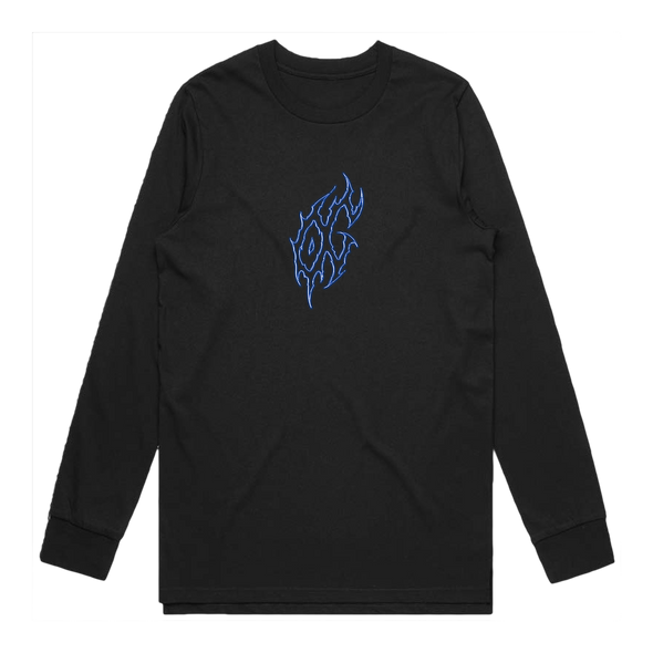 Ice Longsleeve (Black)
