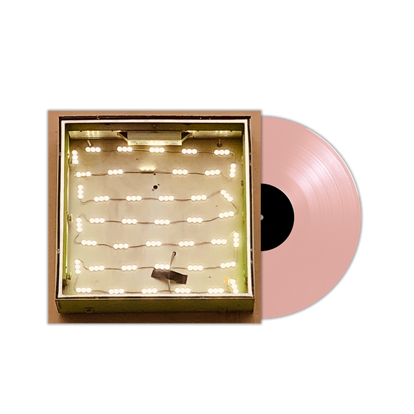 "Basking In The Glow 12"" Vinyl LP (Pink)"