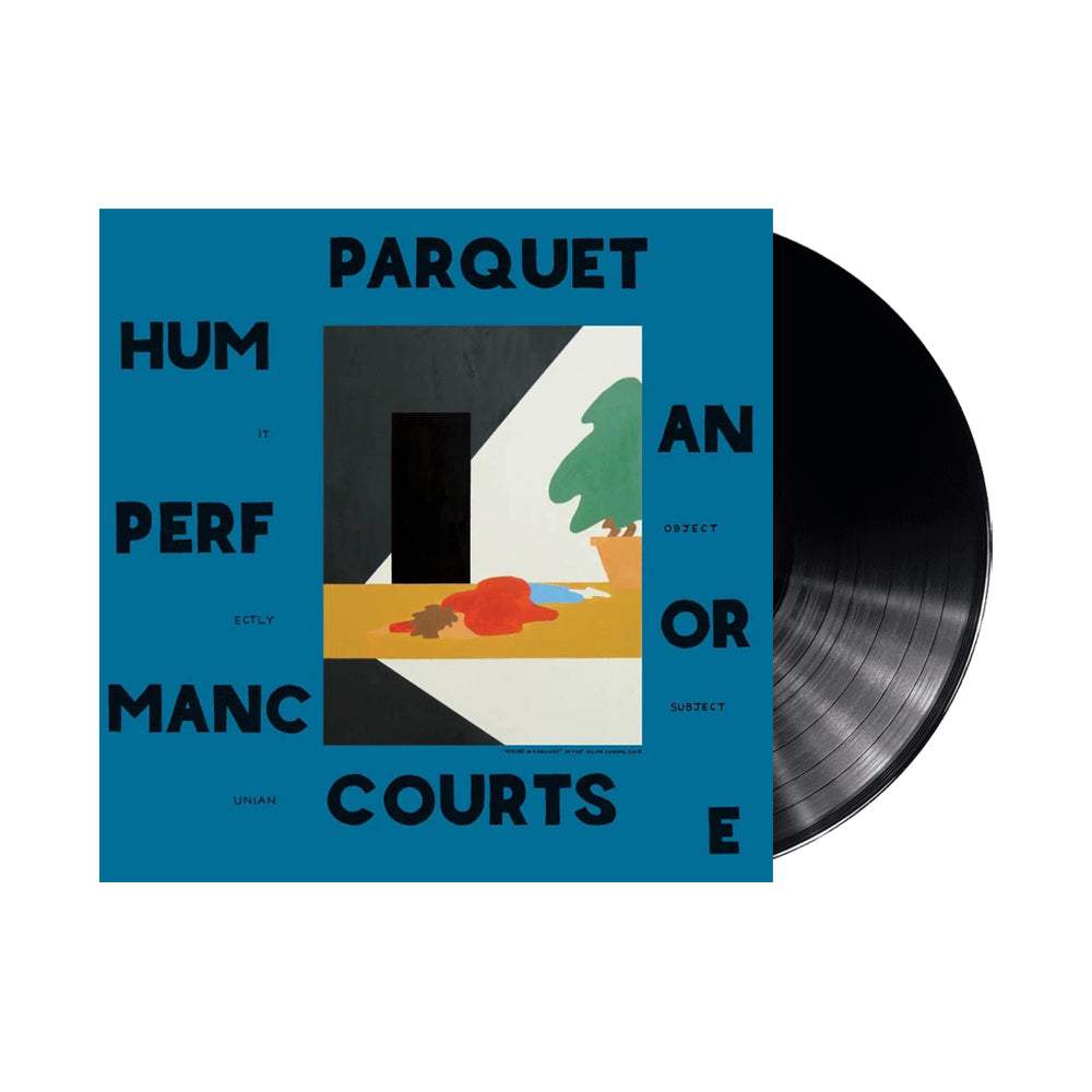 "Human Performance 12"" Vinyl (Deluxe Edition)"