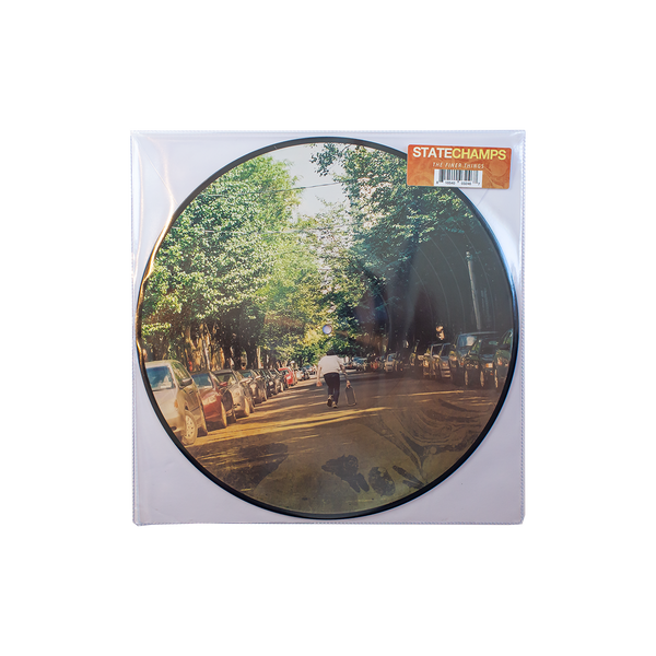 "The Finer Things 12"" Vinyl (Picture Disc)"