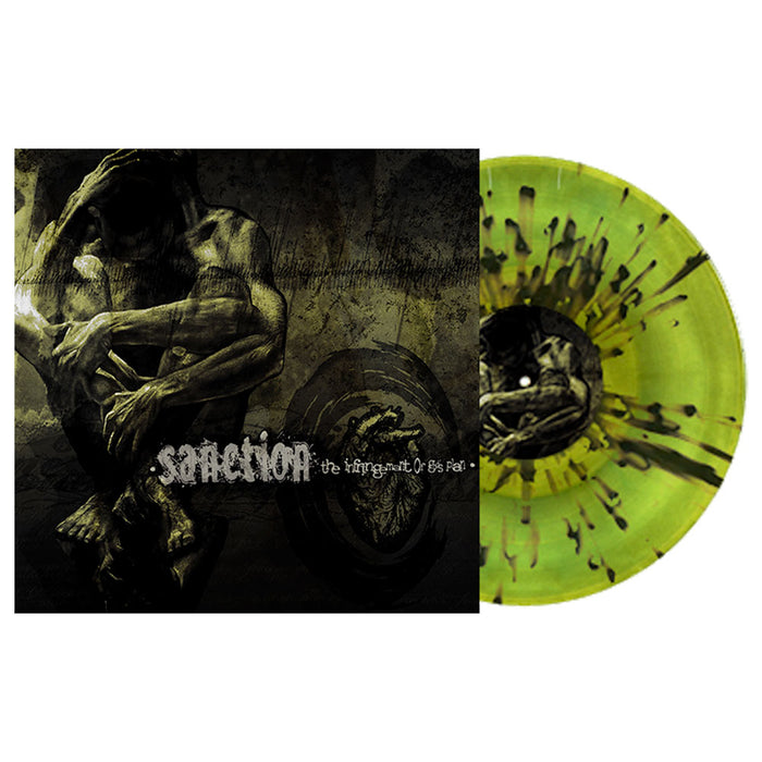 "The Infringement of God's Plan 12"" Vinyl (Swamp Green / Highlighter Yellow Aside/Bside w/ Heavy Black Splatter)"