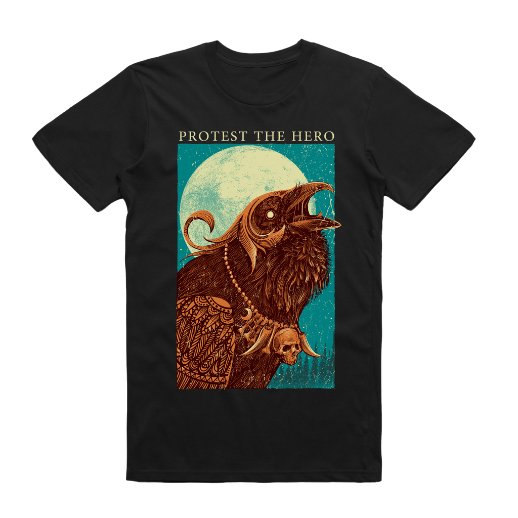 Mythical Crow Tee (Black)