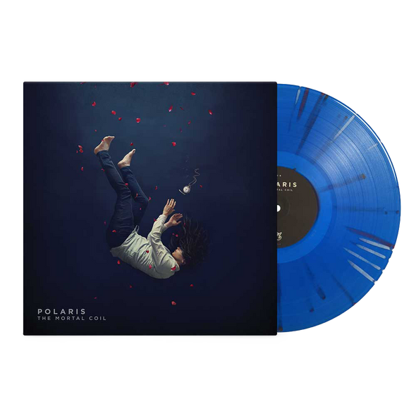 "The Mortal Coil 12"" Vinyl (Royal Blue w/ White & Red Splatter)"