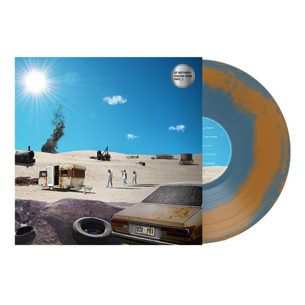 "Positive Rising: Part 1 (Blue/Gold Galaxy 12"" Vinyl)"