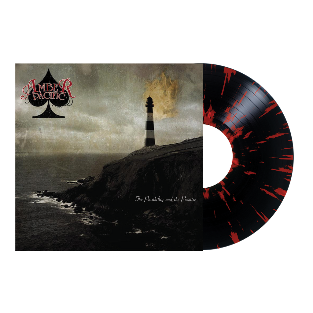 "The Possibility And The Promise 12"" Vinyl (Red w/ Black Splatter)"