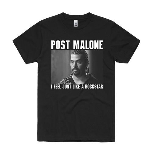 Post McBride Bootleg Tee (Black)