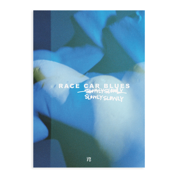 Race Car Blues A2 Poster // PREORDER