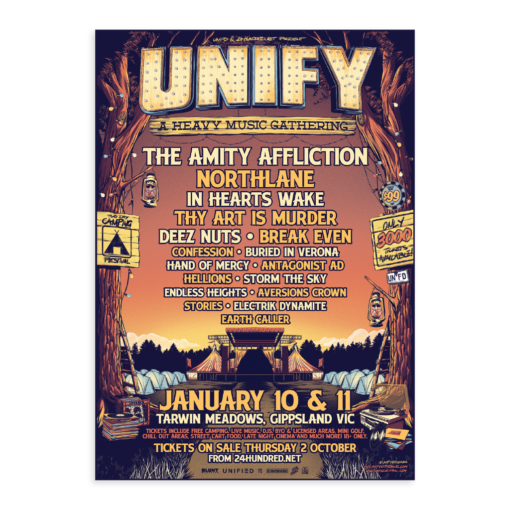 UNIFY 2015 A2 Poster