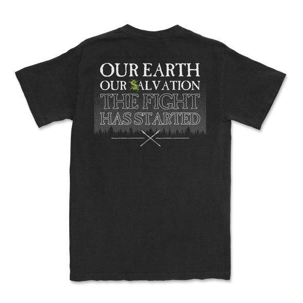 Guardians Of Earth Tee (Black)