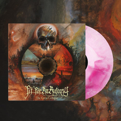"Fit For An Autopsy merch The Great Collapse 12"" Vinyl"