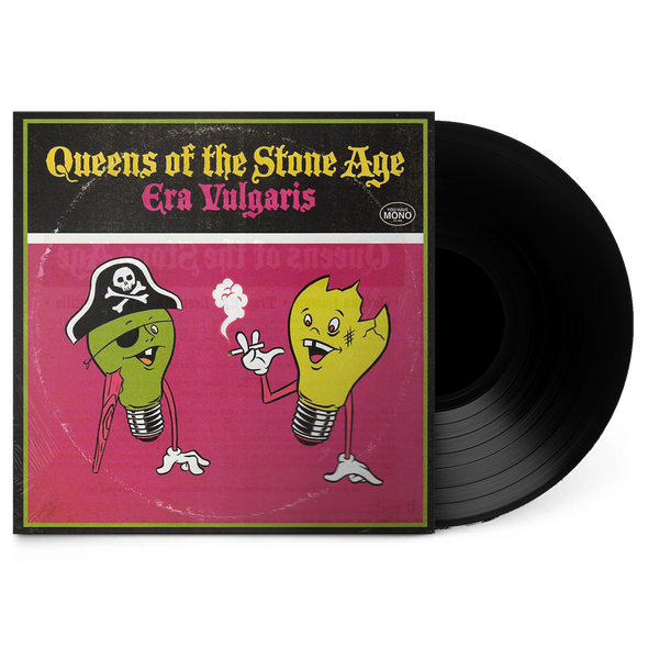 "Era Vulgaris 12"" Vinyl (180gm Reissue)"