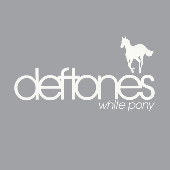 "Deftones Official Merch - White Pony (2LP 12"" Vinyl)"
