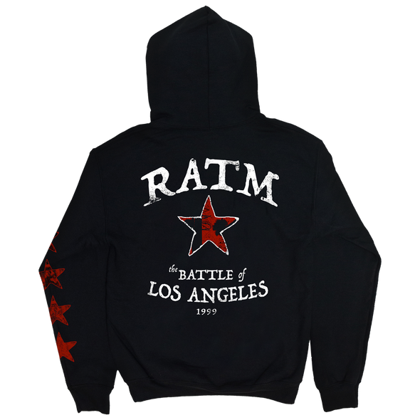 Battle Star Hoodie (Black)