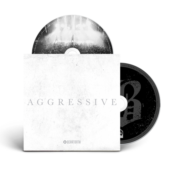Aggressive Deluxe CD/DVD