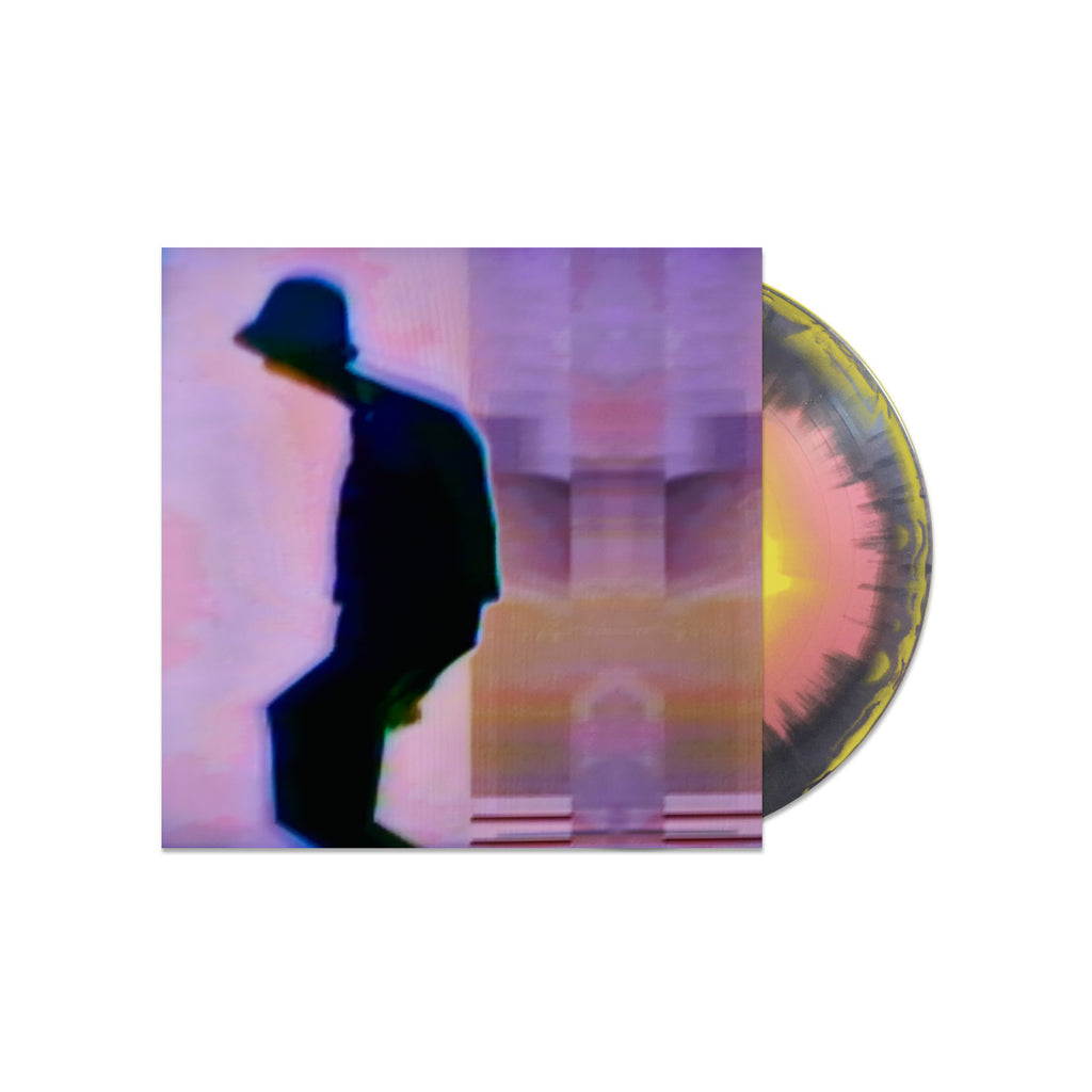 "Altogether 12"" Vinyl (Pink/Yellow/Black Swirl) // PREORDER"