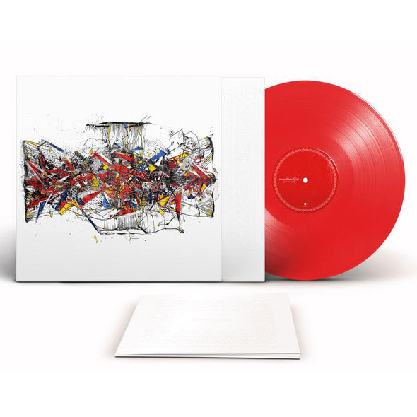 "[Untitled] 12"" Vinyl LP (Red)"