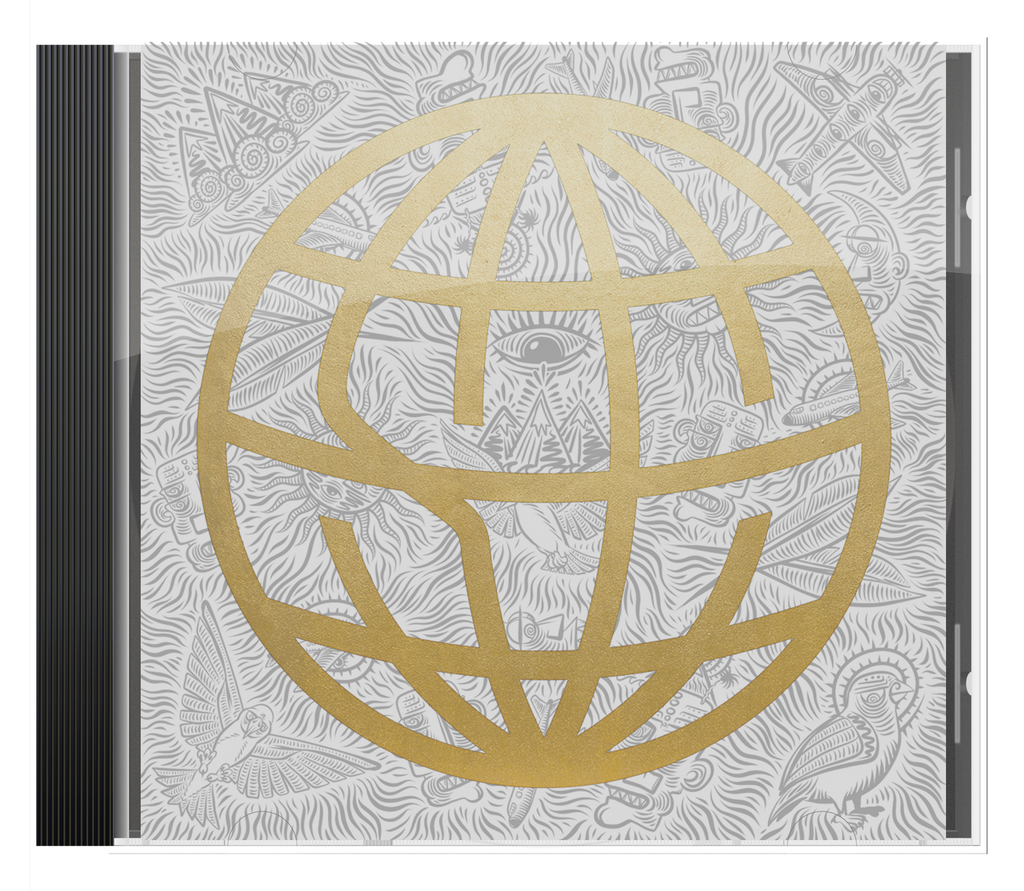 Around The World And Back (Deluxe) CD/DVD