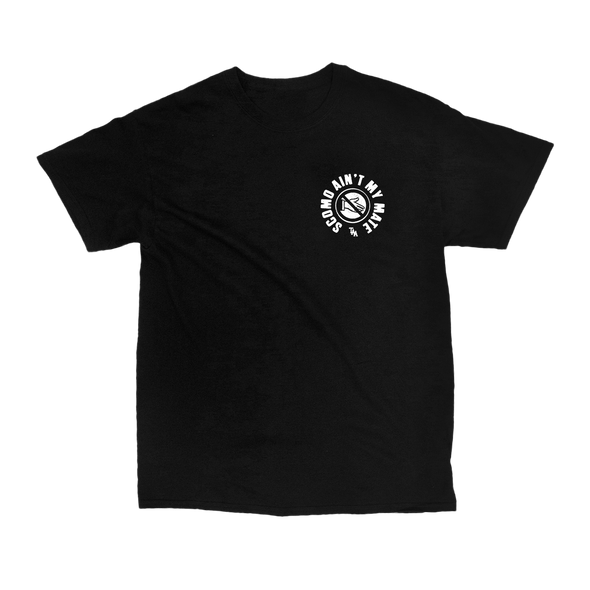 Fire Scomo Tee (Black)