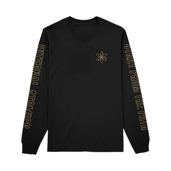 Internal Atomics Long Sleeve (Black) // PREORDER