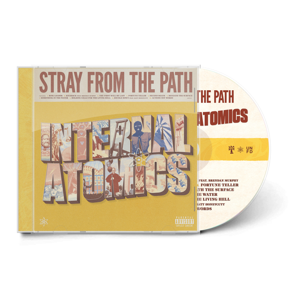 Internal Atomics CD // PREORDER