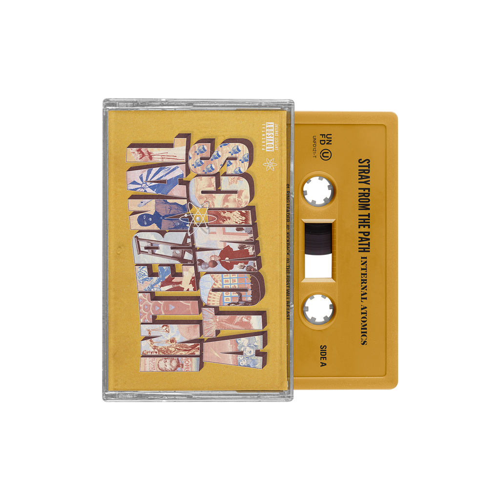 Internal Atomics Cassette (Dark Yellow)