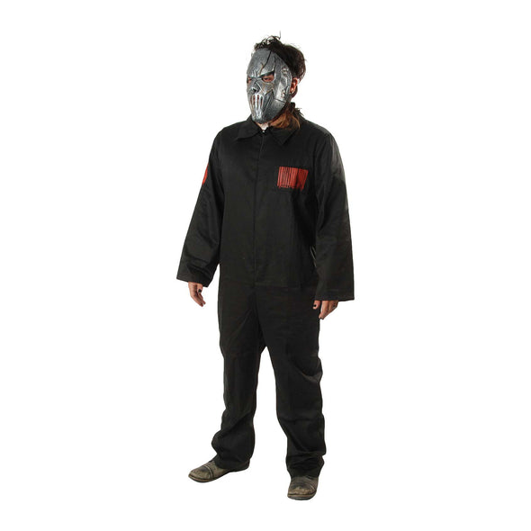 Slipknot uniform costume with heat transfers