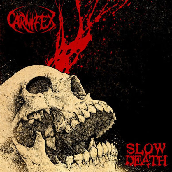 "Carnifex Official Merch - Slow Death (12"" Vinyl)"