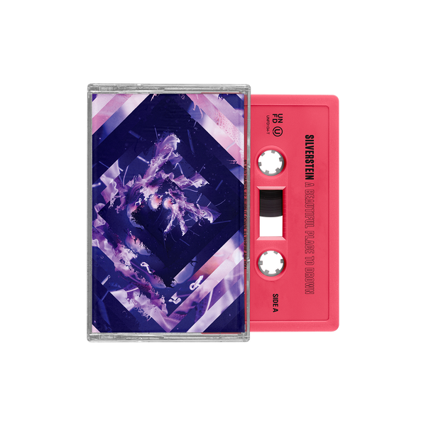 A Beautiful Place To Drown Cassette (Pink)