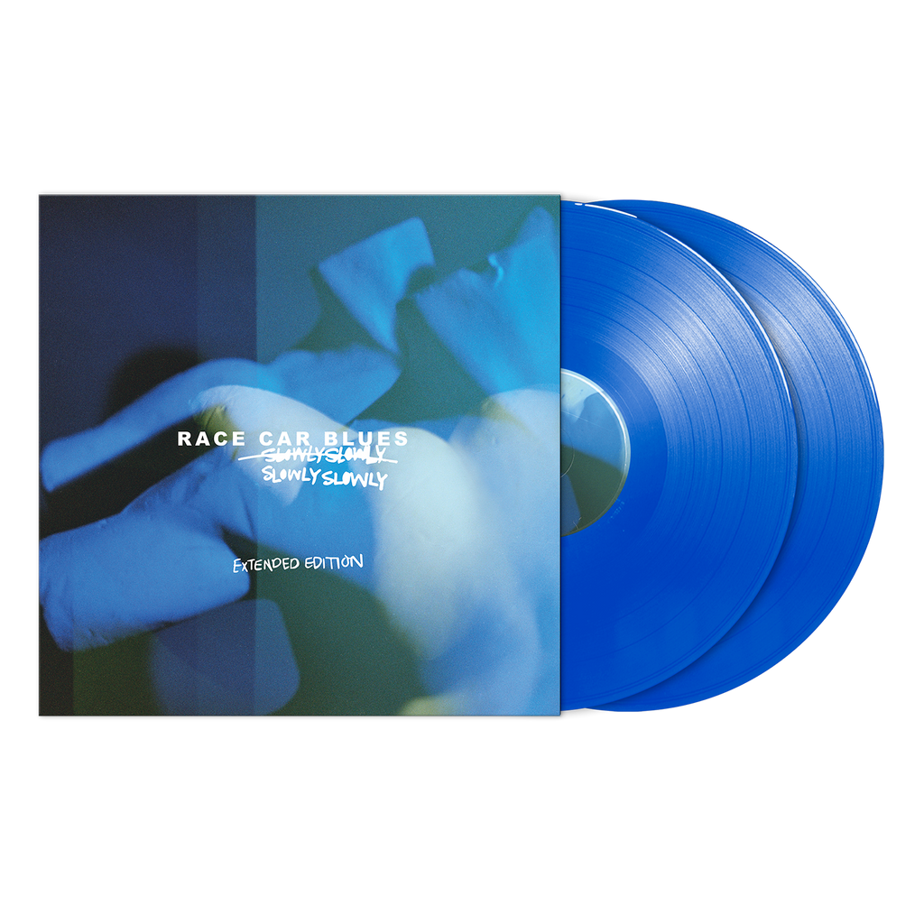 "Race Car Blues - Extended Edition 12"" Vinyl (Opaque Blue) // PREORDER –  24Hundred"