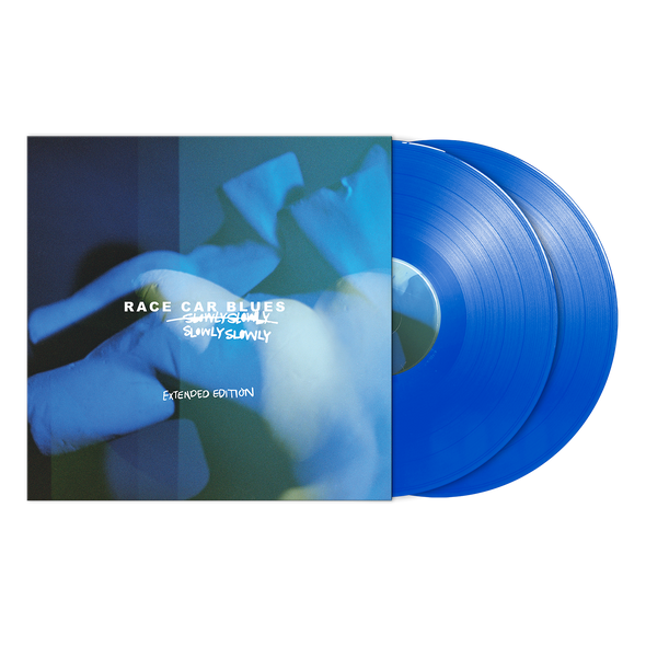 "Race Car Blues - Extended Edition 12"" Vinyl (Opaque Blue) // PREORDER"