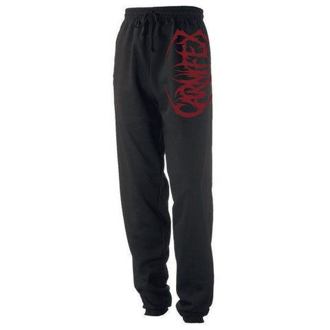 Carnifex Official Merch - Carnifex Logo (Sweatpants)