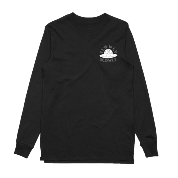 Aliens Long Sleeve (Black)