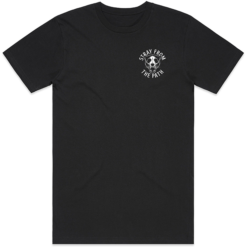 Kick Back Tee (Black)