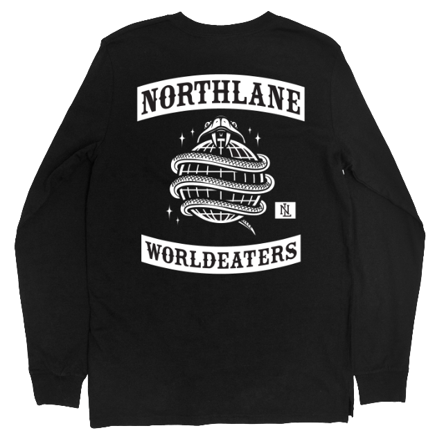 Worldeaters Longsleeve (Black)