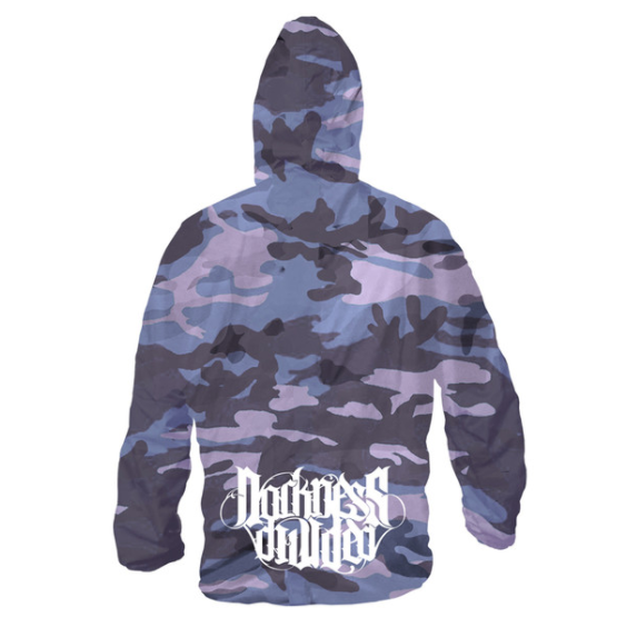 DD Windbreaker (Blue Camo)