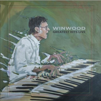 Winwood Greatest Hits Live CD