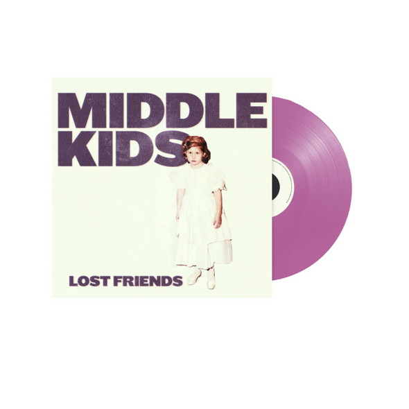 LOST FRIENDS LTD PURPLE VINYL