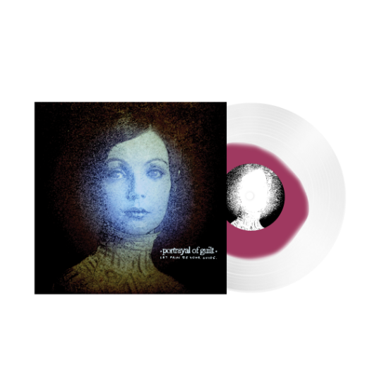 "Let Pain Be Your Guide 12"" Vinyl (Clear/Purple)"