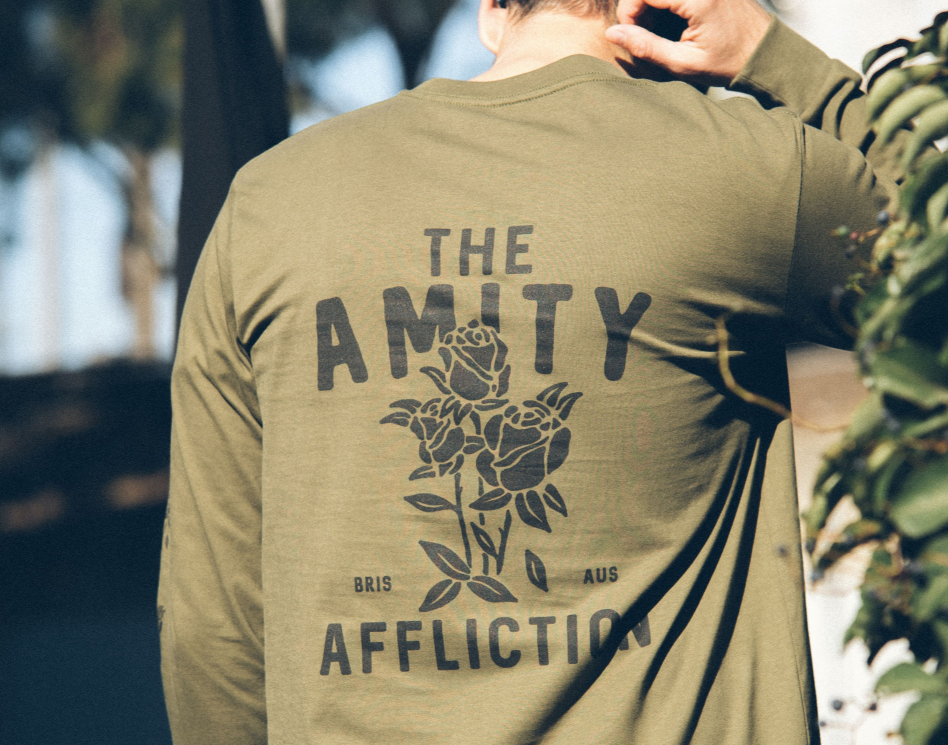 Bouquet Long Sleeve (Army/Black)