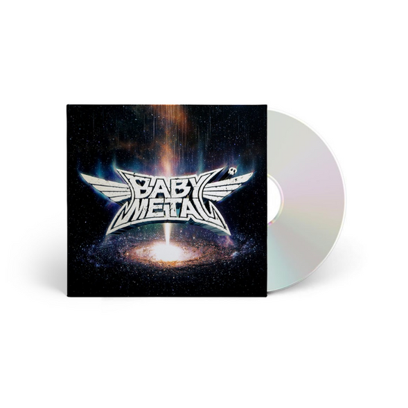Metal Galaxy CD // PREORDER