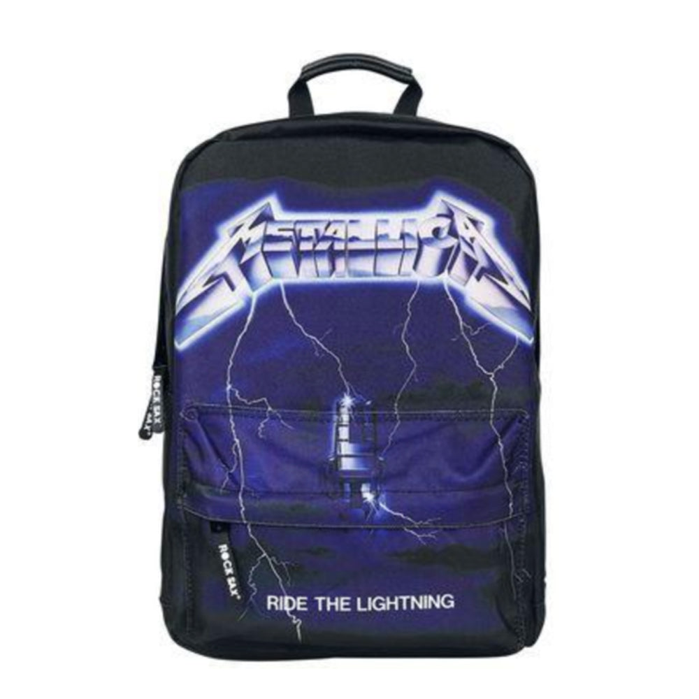 Metallica - Ride The Lightning Classic Backpack