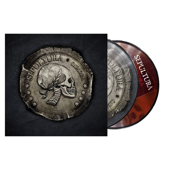 Quadra 2LP (Limited Edition Vinyl Picture Disc)