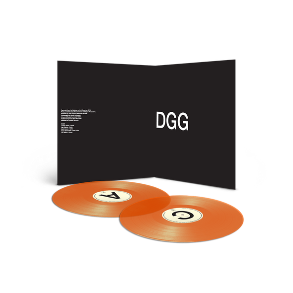 "A Beautiful Thing: IDLES Live at Le Bataclan 12"" Vinyl (Clear Neon Orange)"