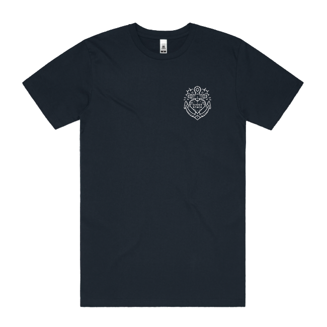 Love You Forever Tee (Navy)