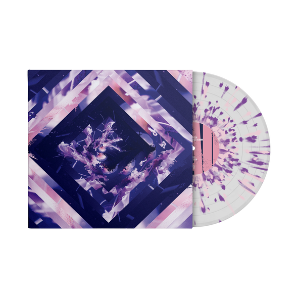 "A Beautiful Place To Drown 12"" Vinyl (Clear/Purple/Light Pink Splatter) // PREORDER"