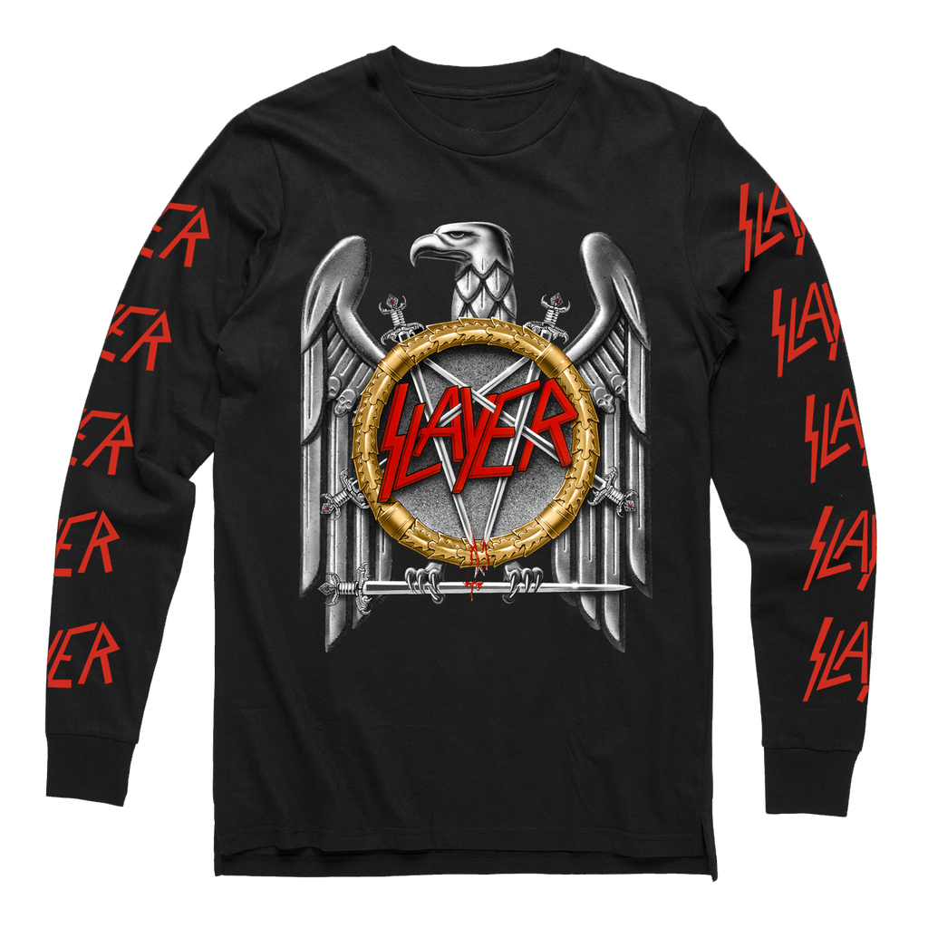 Bloody Eagle Longsleeve (Black)