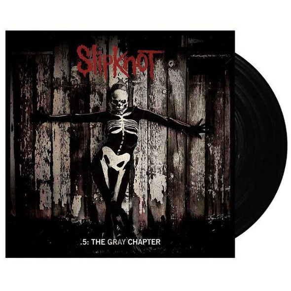 ".5: The Gray Chapter 12"" Vinyl (Black)"
