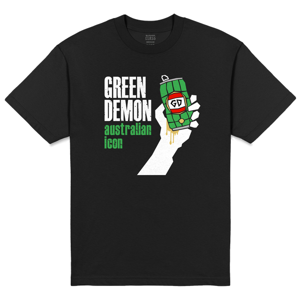 Green Demon Tee